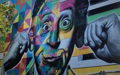 ŁÓDŹ –  na szlaku architektury oraz street artu